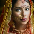 Indian-bride-portrait
